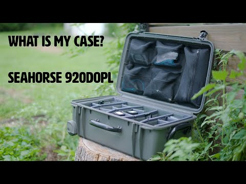 SEAHORSE 920 Camera/Gear Case | What Is My Case?