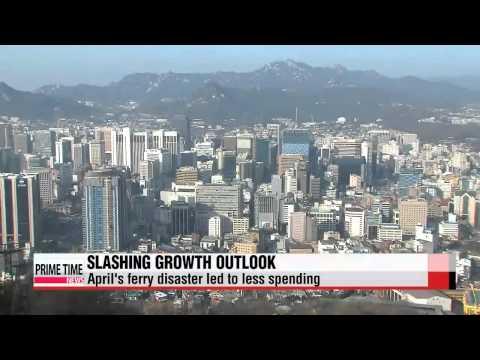 Institutions considering slashing growth outlook for Korean economy