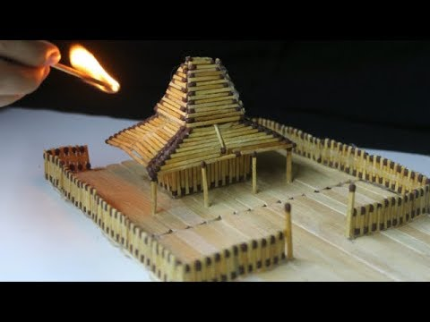 Cara Membuat Rumah Joglo Dari Kardus Rumah Joglo Limasan Work