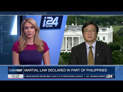 CLEARCUT | Sanho Tree on Duterte's drug crackdown, ISIS in Philippines