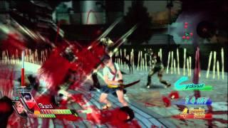 Xbox 360 Longplay [044] Onechanbara:  Bikini Samurai Squad  (part 1 of 3)