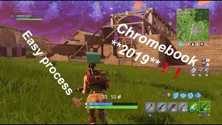 How to finally get fortnite on chromebook(real)!!