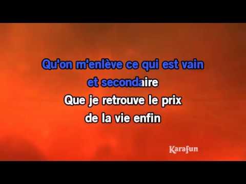 Karaoké L'envie (Stade de France 2009) - Johnny Hallyday *