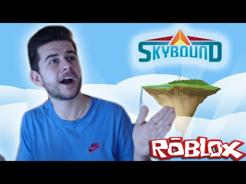 ROBLOX SKYBOUND 2 - BECOMING KING OF THE SKY!! Part 1