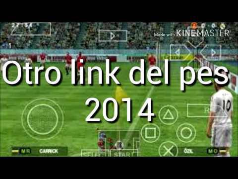 Pes 2014 para android /PPSSPP/MEDIAFIRE