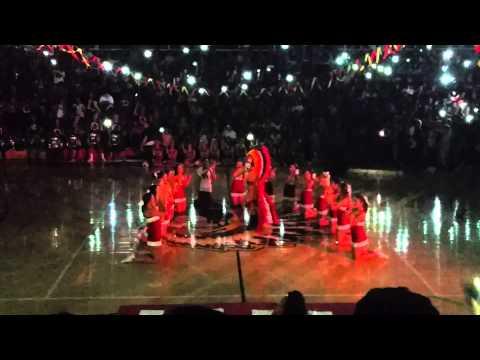 TUHS Redskin Princess Spirit Dance