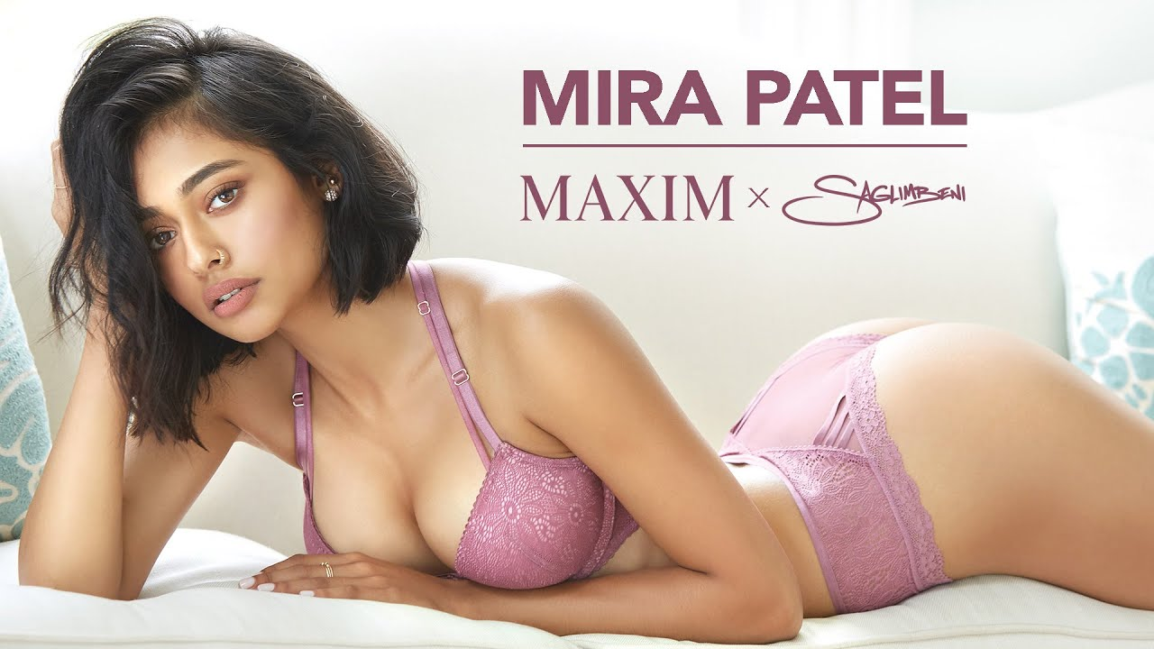 Mira Patel X Saglimbeni for Maxim India