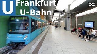 ... the u-bahn/stadtbahn system of frankfurt am mainfollow me on instagram: @hueydeaninstagram.com/hueydea...
