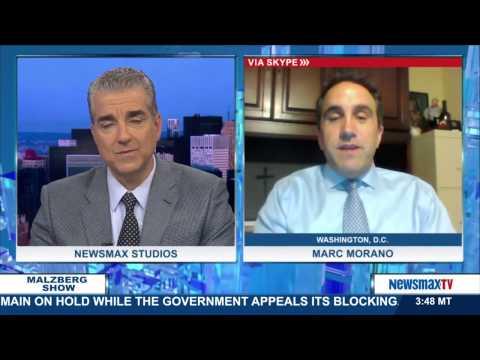 Malzberg   Marc Morano responds to President Obama's latest claim about Global Warming