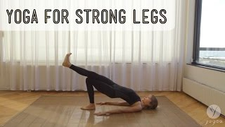 yoga routine for strong and flexible legs physical prowess open level