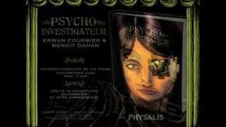 bande annonce de l'album Psycho Investigateur