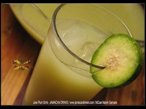 JUNE PLUM JUICE DRINK