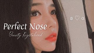 Gambar cover [FORCED] ღ Perfect Slim Nose ღ // UNISEX Subliminal || Beauty Krystalized