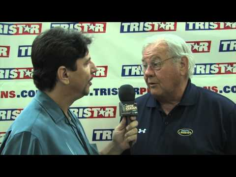 Artie Clear interviews Tom Matte at the 33rd Annual National in Baltimore, MD (Part 1)