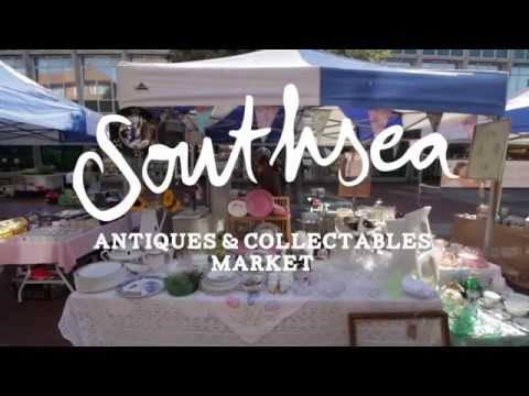 Southsea Antiques & Collectables Market Palmerston Road