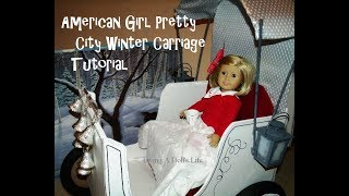 Diy - Make Ag Pretty City Carriage
