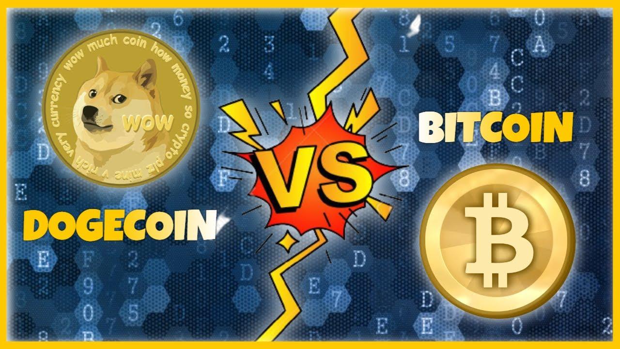 dogecoin vs bitcoin bitcoin primedice