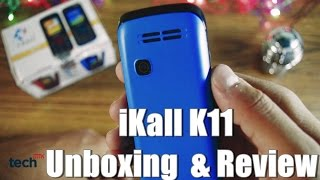 iKall K11 Unboxing and Review
