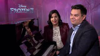 "FROZEN Songwriters Talk/Perform ""Into The Unknown"""
