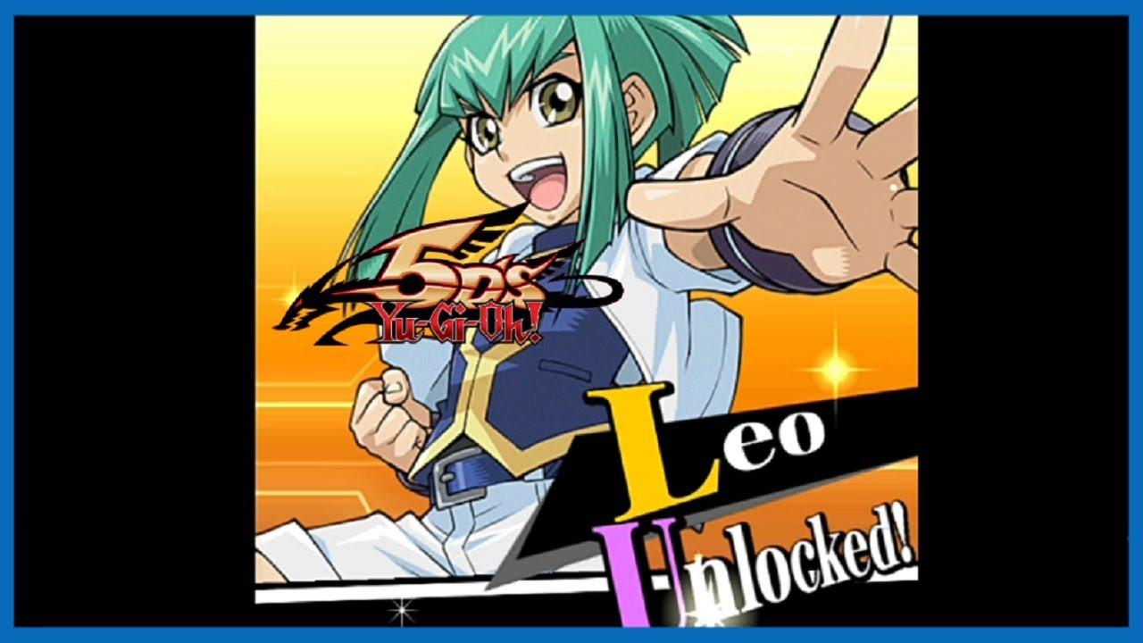 How to unlock Leo! {Yu-Gi-Oh! Duel Links}