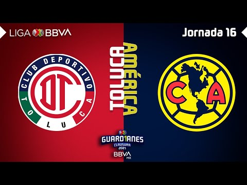 Toluca Club America Goals And Highlights