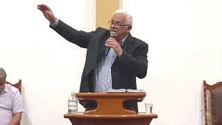 O Deus Soberano Agindo na História (Isaías 8.1-18)   Rev. Eloy H. Frossard [1IPJF]