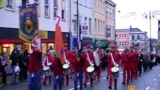 Upper Bann Fusiliers 3 @ Apprentice Boys of Derry Shutting of the Gates Parade 2009