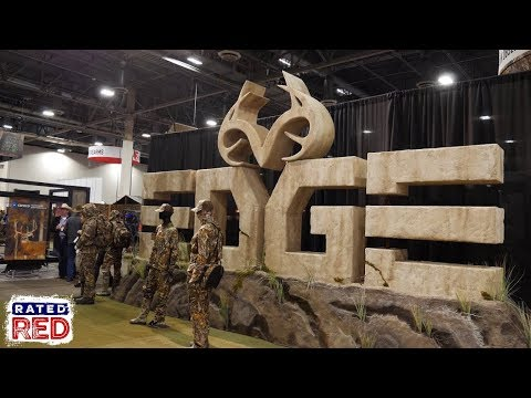 We Check Out Realtree's Newest Camo Pattern at Shot Show 2018