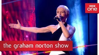 "SuRie performs ""Storm"" - The Graham Norton Show - BBC One"