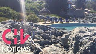 Usan agua de mar para sus piscinas: La molestia de los vecinos de Zapallar que terminó en denuncia
