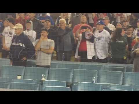 Boston Red Sox fans chant David Price's name and 'JBJ' while celebrating 2018 World Series at Dod...