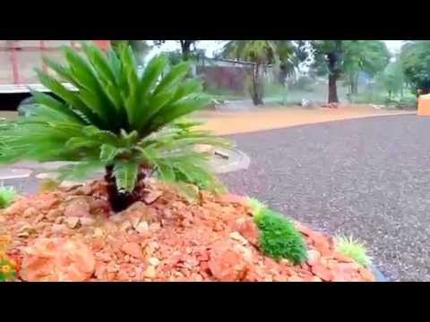 Dise o y decoracion de jardines deserticos en mexico youtube for Diseno de jardin