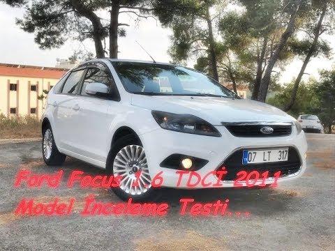 Ford Focus Titanium 1.6 tdci 2010 с пробегом 100000 км