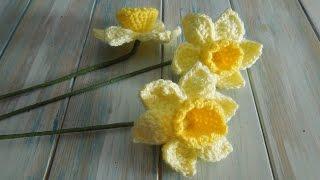 Spring Daffodils Tutorial 1