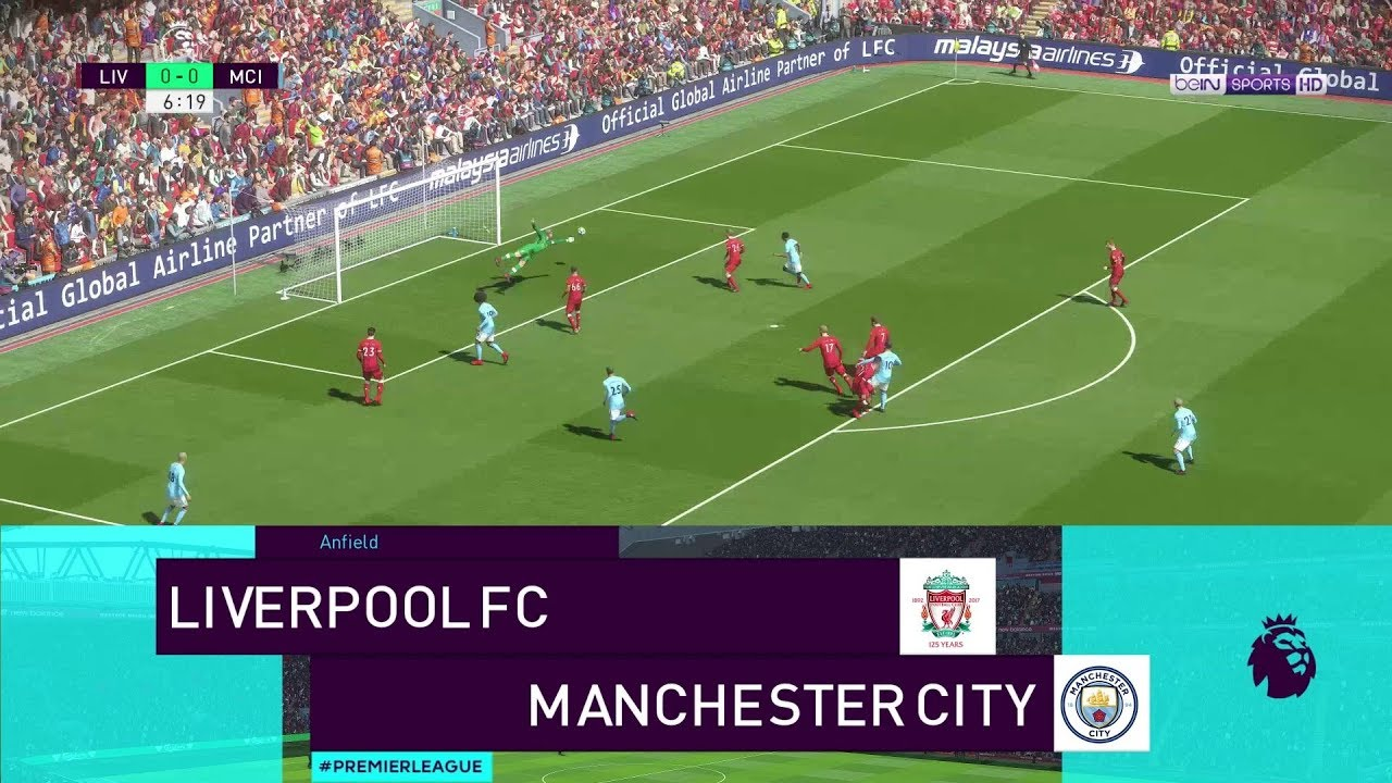Image Result For Liverpool V Man City Highlights Youtube