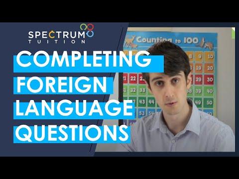 Selective Schools Test Practice Question - Verbal Reasoning