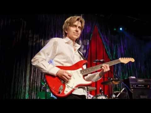 Eric Johnson -  Manhattan - Backing track
