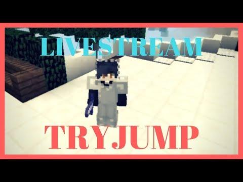 ICH SPIELE MIT EUCH Minecraft TryJump YouTube - Minecraft tryjump spielen