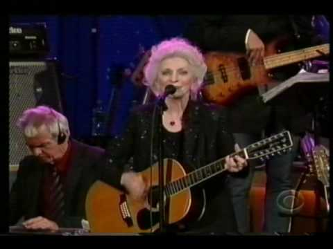 "JUDY COLLINS - ""Someday Soon"" July 2009"