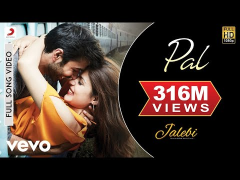Pal - Full Song | Arijit Singh | Shreya Ghoshal | Rhea & Var