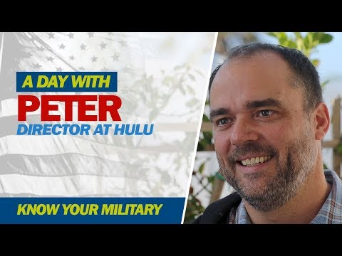 Army Sergeant to Hulu Director