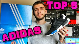 TOP 5 ADIDAS SNEAKERS RIGHT NOW!