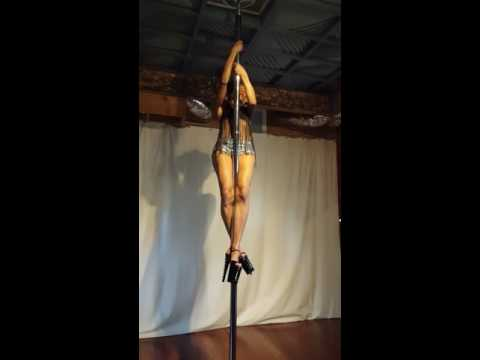 """pole dance to """"Over My Head"""" by Alabama Shakes"""