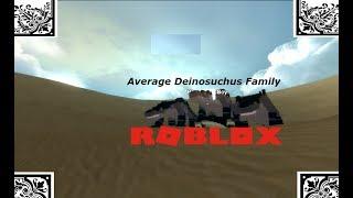 ROBLOX Dinosaur Simulator - Everyday Of a Blackodile.