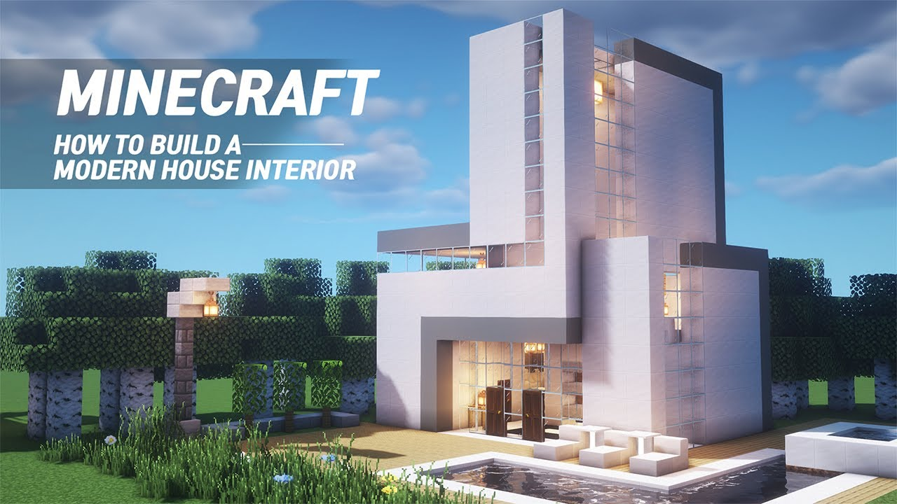 Best Minecraft House Ideas The Best Minecraft House Downloads For A Cute Suburban House Pc Gamer