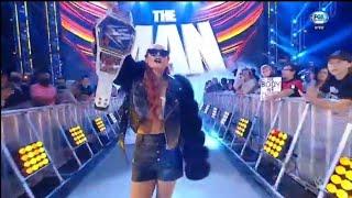 Entradas Charlotte Flair Bianca Belair y Becky Lynch WWE Raw 04 10 2021 En Español