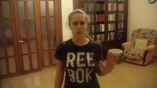 Малахова Елена, тренировка дома, качаем пресс
