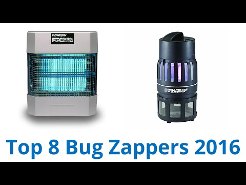8 Best Bug Zappers 2016