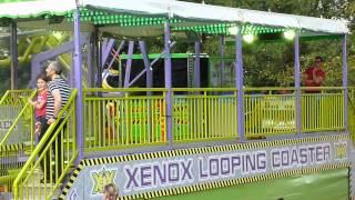 Xenox [Looping Achterbahn - Interpark (Pinfari)] Bauer - Knabenschiessen 2012 Zürich