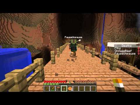 Minecraft – Simulation Protocol: Episode 1